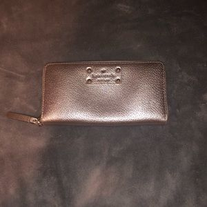 Kate Spade Wallet used once for about 2 weeks